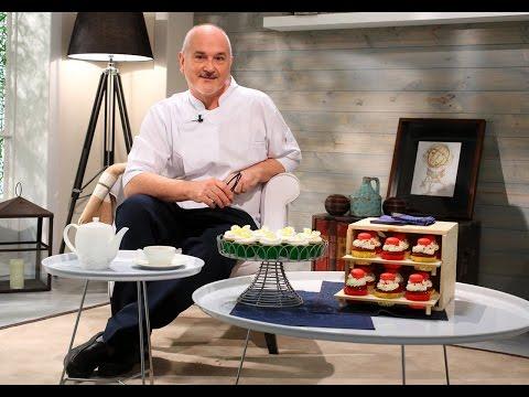Horneados por Gross ►Budín Ingles de Frutas ♦ Cake Inglesa de Pasas ♦ Cupcake de Limón◄