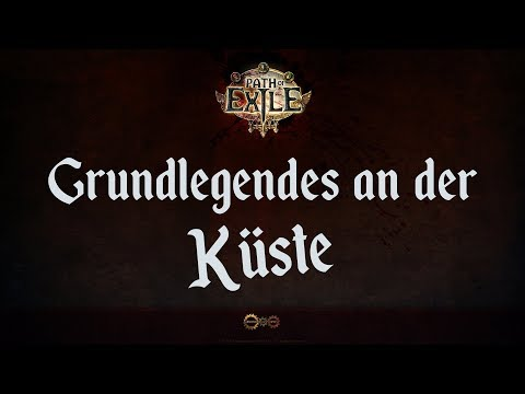 Path of Exile #00002 - Grundlegendes an der Küste [w/ English Subs]