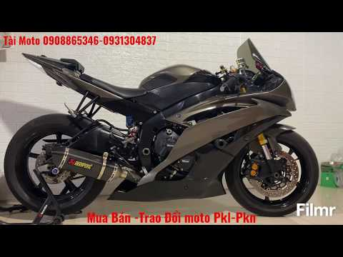 Tài moto gò vấp_ Review R6_yamaha R6_Có nên mua R6 cũ hay không?