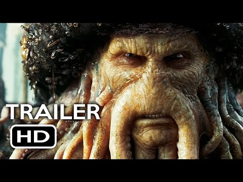 Pirates of the Caribbean 5 Legacy Featurette Trailer (2017) Johnny Depp Movie HD
