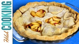 Apple pie recipe |  homemade apple pie