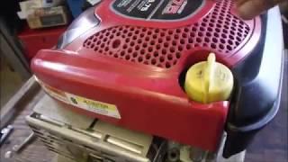 Pressure Washer Oil Leak