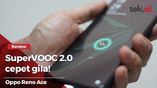 SuperVOOC 2.0 65W bisa ngisi penuh baterai dalam hitungan menit