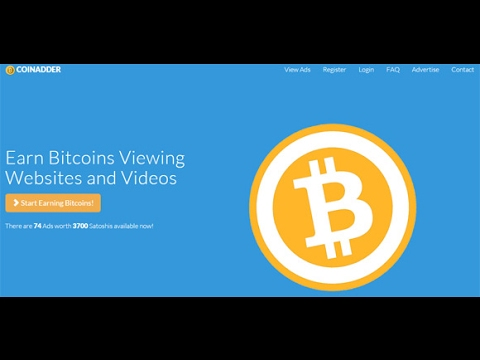 Free bitcoins watch ads for cash star sports betting site