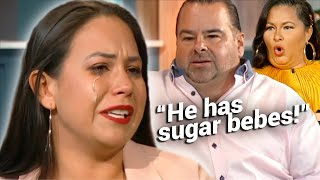 big ed's TRUTH REVEALED on TELL ALL REUNION | 90 day fiance the single life