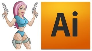 Adobe Illustrator Course for the Cartoonist