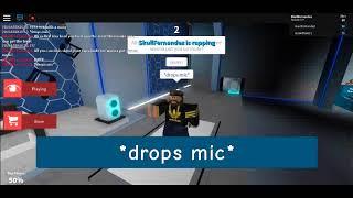Batallas de rap automático ROBLOX