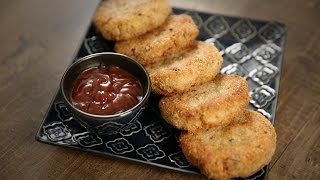 Chicken Cutlets  Chicken Starter Recipe  Curries And Stories With Neelam
