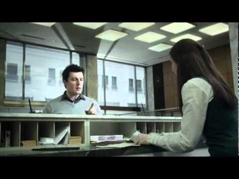 Canadian Film Festival: Bank teller