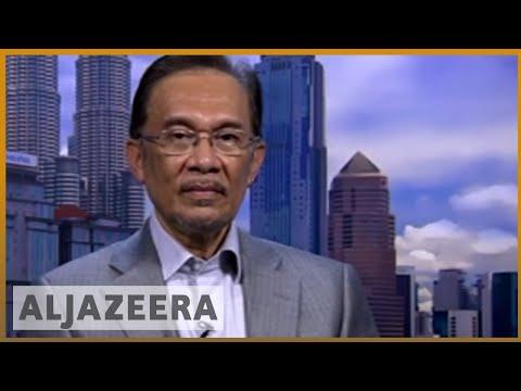 Malaysian opposition leader speaks to Al Jazeera