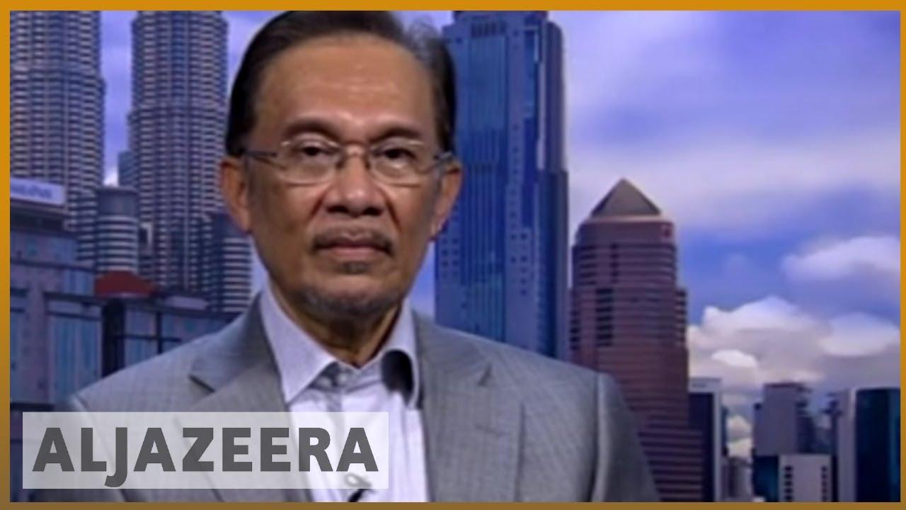 🇲🇾 Malaysian opposition leader speaks to Al Jazeera | Al Jazeera English