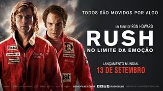 Rush - No Limite da Emoção - Trailer Teaser - Legendado [HD]