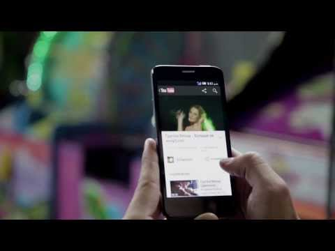 Alcatel One Touch Idol Mini Commercial