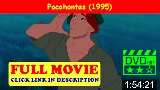 Pocahontas (1995) Full-Movie ★ Stream Free ✩
