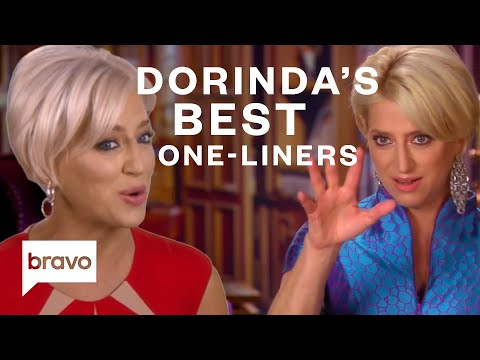 Dorinda Medley's Famous One-Liners | Real Housewives of New York City | Bravo