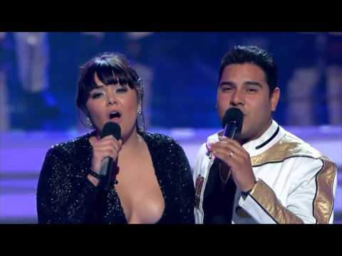 Yuridia Ft Banda MS ' No Me Pidas Perdón ' Premios De La Radio   LIVE
