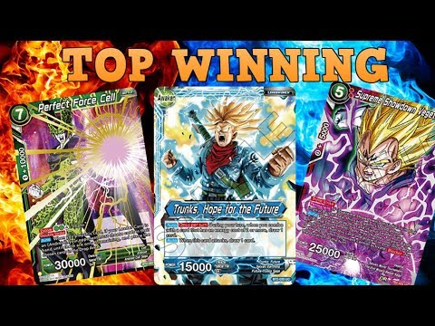 MOST WINNING DECK IN DRAGON BALL SUPER TCG ~ META ANALYSIS