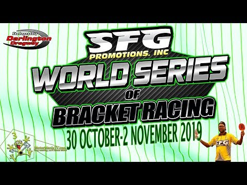 4th Annual World Series of Bracket Racing - Thursday