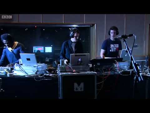 Magnetic Man ft Ms Dynamite - Fire (Maida Vale)