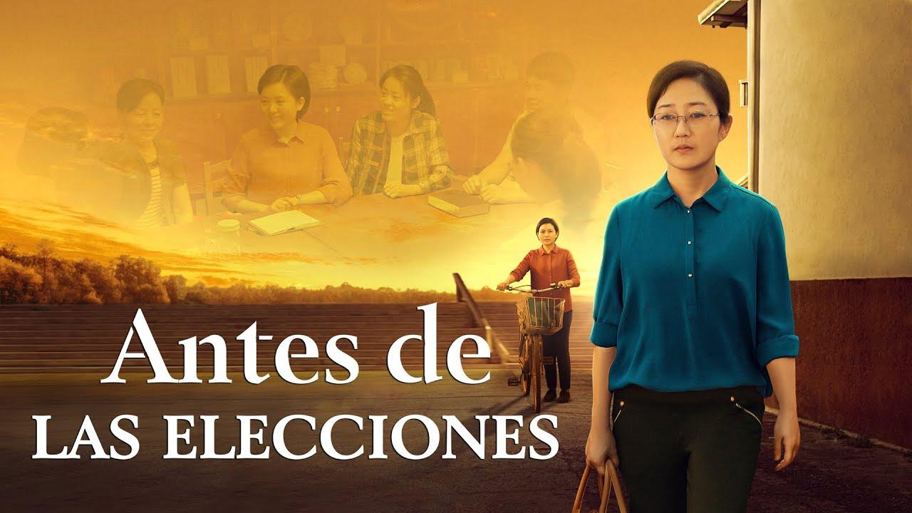 """Película cristiana """"Antes de las elecciones""""   Tráiler"""