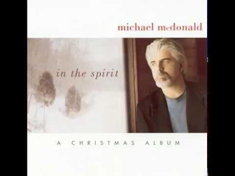 Michael McDonald  On Christmas Morning