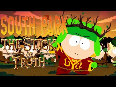 KYLE'S POWERS ARE FREAKING AWESOME! | South Park: Stick of Truth