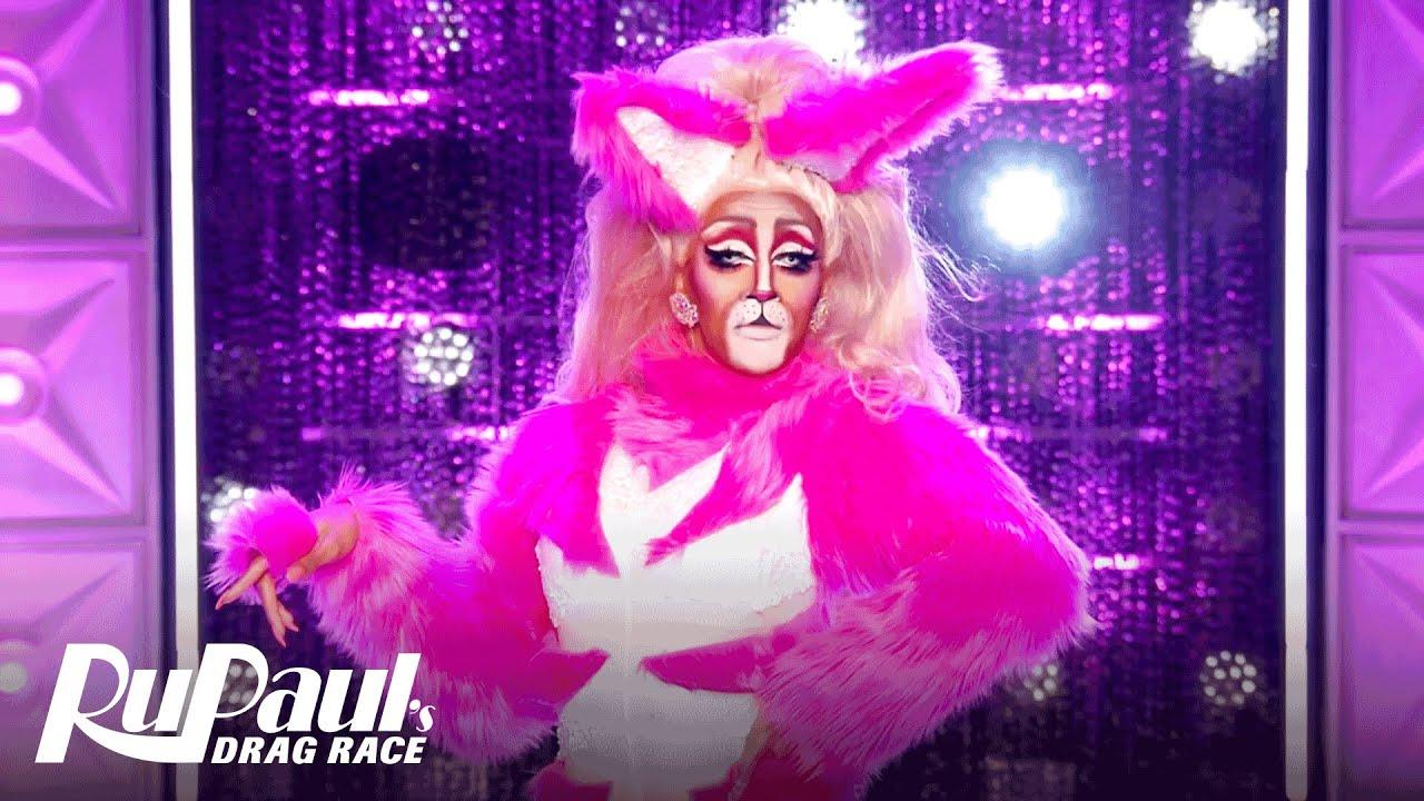 Download Drag Tots Eleganza Maxi Challenge | RuPaul's Drag Race All Stars