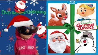 the Original Christmas Classics DVD Review/Unboxing (Puppet Review)