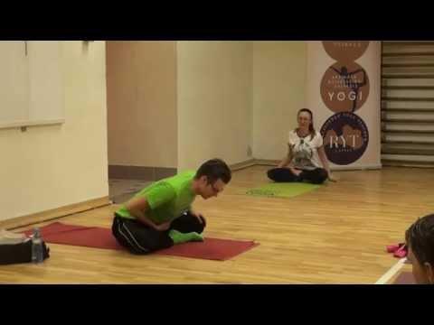 Yantra Yoga - tibetiešu Joga Kustībā, Jantra Jogas prezentācija. 31.03.2015-00479-482