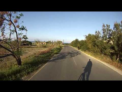 Cycling in Limassol