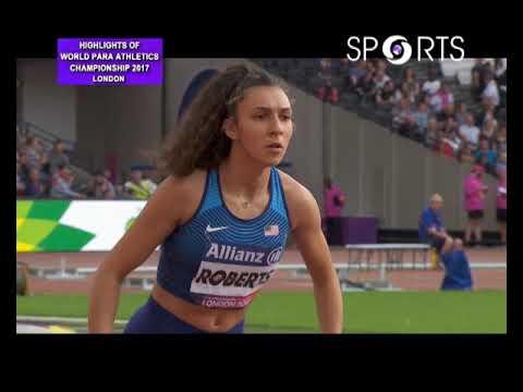 HIGHLIGHTS: World Para Athletics Championships 2017 (London) Episode-8