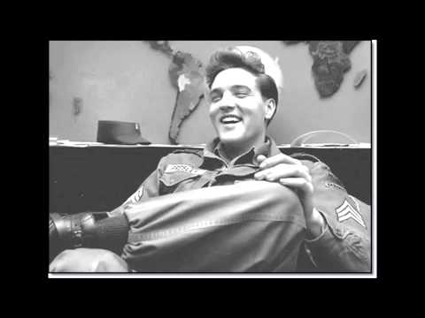 Elvis Rare 1959 German Interview