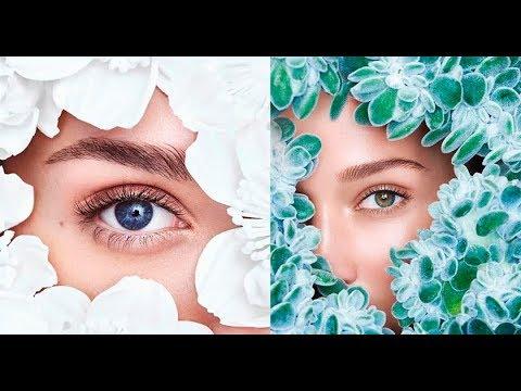 BeautyHack дня: как правильно накрасить брови и придать им форму