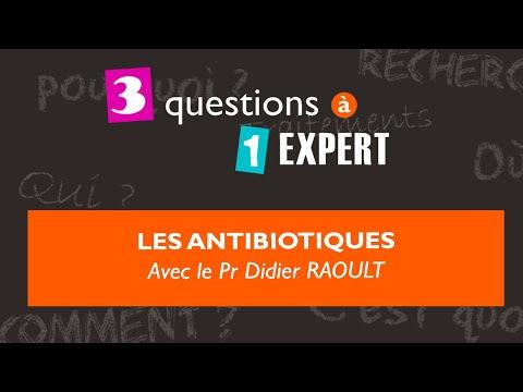 3 questions à 1 expert: Les antibiotiques