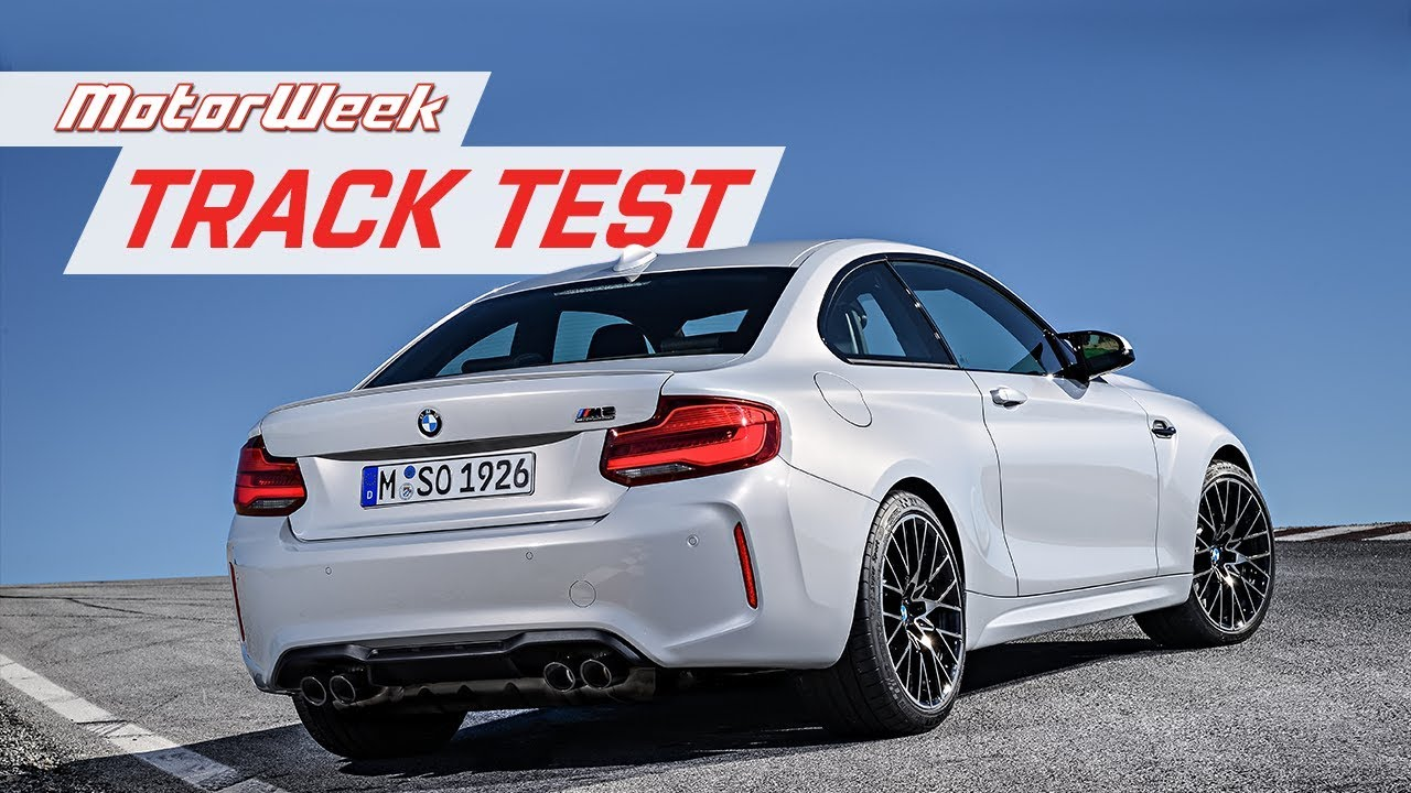 The 2019 Bmw M2 Competition Is The M Car You Want Track Test