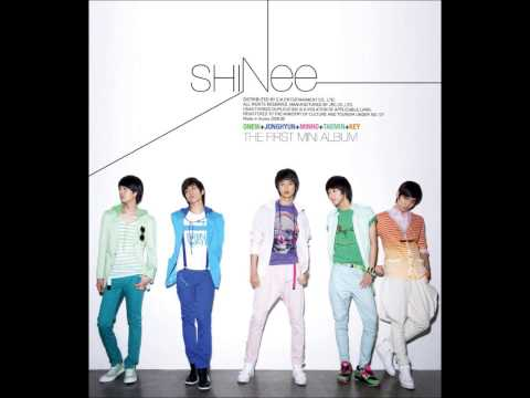 Shinee  ReplayAudio