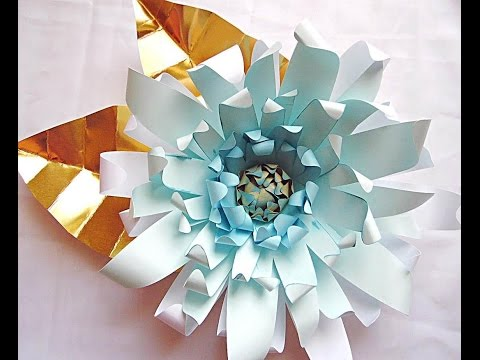 Giselle Style Large Paper Flower