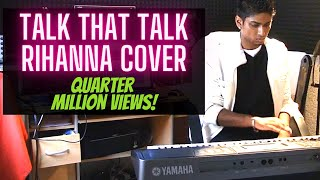 Rihanna - talk that talk offical music video cover