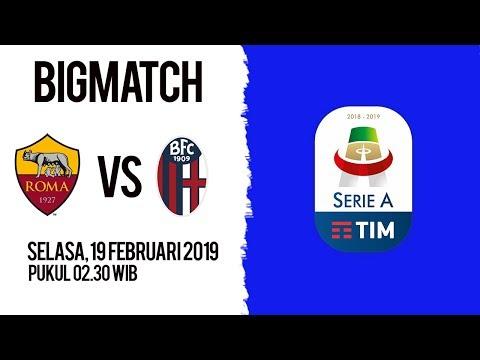 Jadwal Live Liga Italia AS Roma Vs Bologna, Selasa Pukul 02.30 WIB