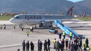 Qatar Airways uveo direktnu liniju Sarajevo-Doha