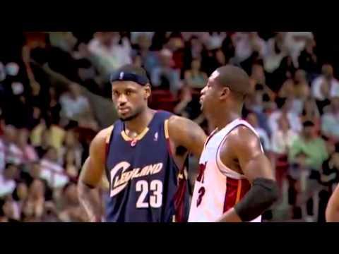 NBA Unscripted: Three Kings - Miami Heat