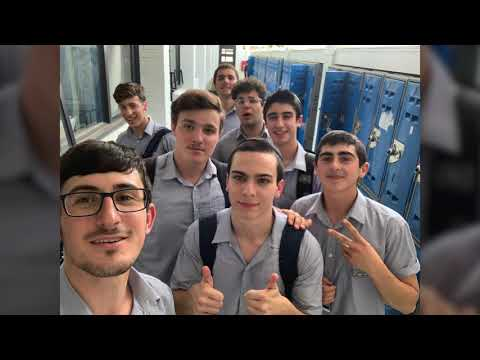 Yeshivah College Graduation