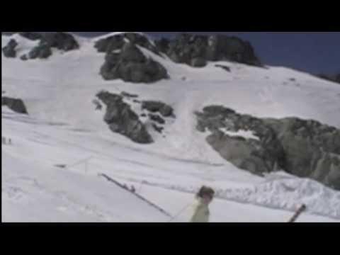 Hannah Kearney Skis with Fox Sox