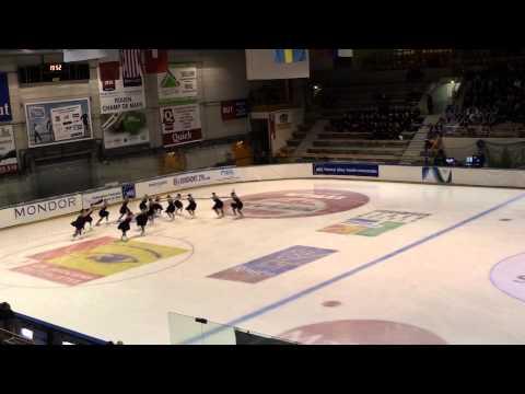 French Cup Rouen 2013 Wight Jewels Junior Shortprogram