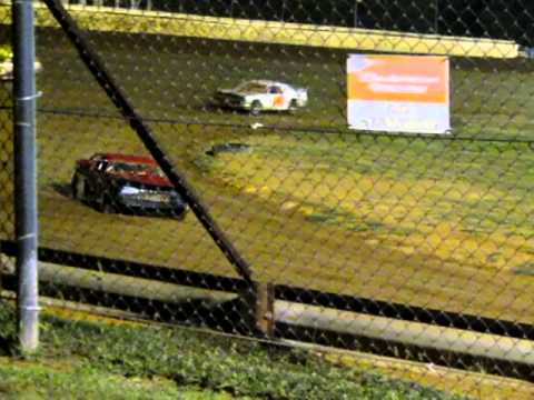8-6-11 Sportsman Feature Race Bluegrass Speedway