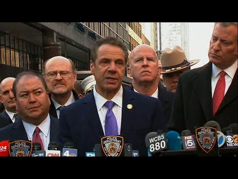 NY Mayor: Blast 'an Attempted Terrorist Attack'