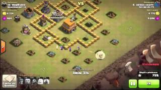 Clash Of Clans Ep1 Armas74 Presentation