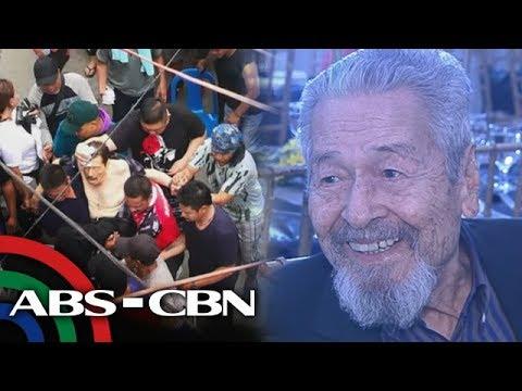 Kampo ni Eddie Garcia nilinaw na di inatake sa puso ang aktor | TV Patrol