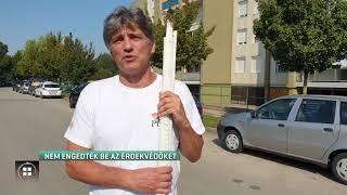Évnyitó: nem engedték be a Pedagógusok Demokratikus Szakszervezetének képviselőit! 19-09-01