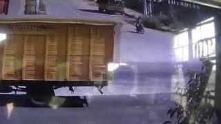 Accident near dabaspet, thumkur